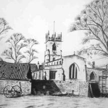 Bawtry Church 1981