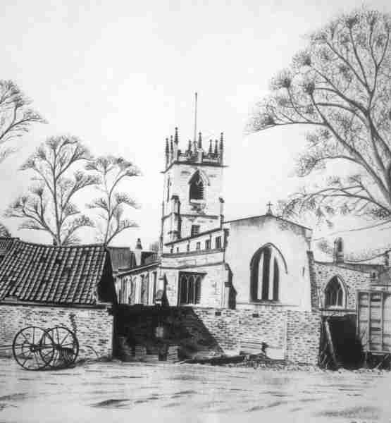 Bawtry Church 1981