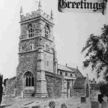 Collingham Church 1981