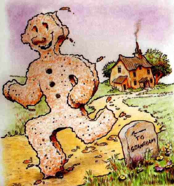 Gingerbread Man (An alternative Story)