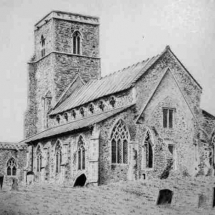 Great Walsingham Church 1981