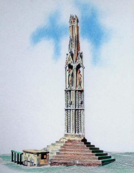 The Geddington Cross 2012
