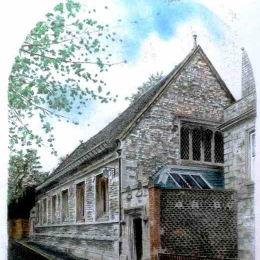 The Old Grammar School 2009 (Sir Isaac Newton's school)