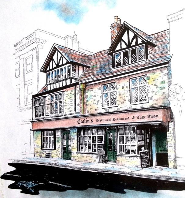 Catlin's Tudor Restaurant 2006